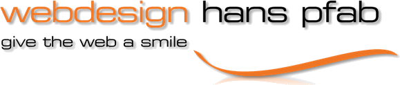Logo Webdesign Pfab Augsburg